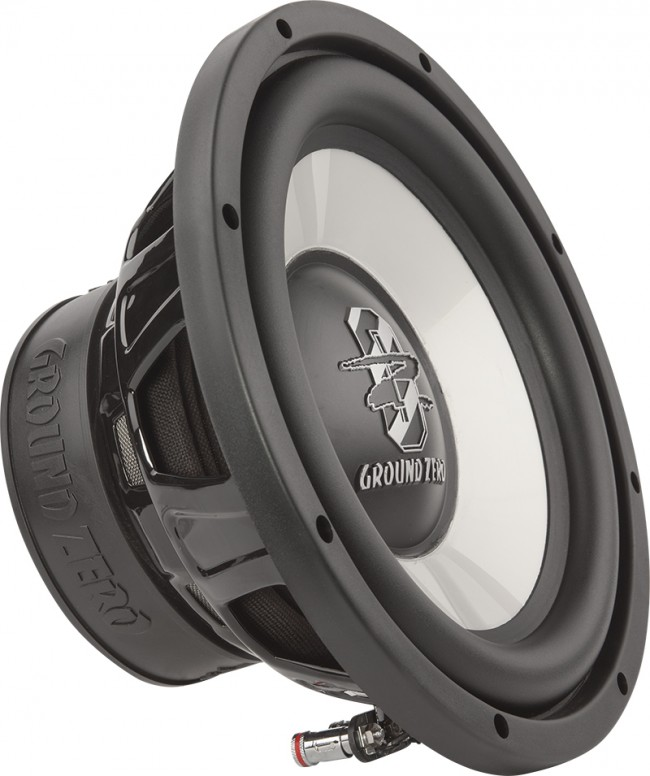 subwoofer ground zero gziw 250x subwoofers. Black Bedroom Furniture Sets. Home Design Ideas