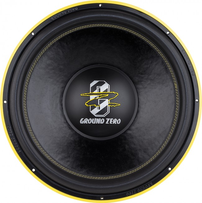 subwoofer ground zero gznw 18xspl subwoofers. Black Bedroom Furniture Sets. Home Design Ideas