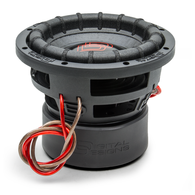 subwoofer digital designs sw2508 d2