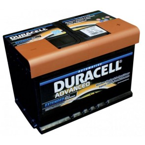 Akumulator Duracell ADVANCED DA 74