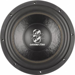Subwoofer Ground Zero GZRW 12D4 (30 cm)