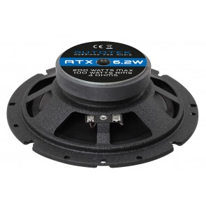 Car speakers Crunch ATX6.2W
