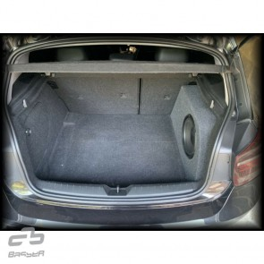 Fit-Box subwoofer enclosure for BMW 1 (f20) 2011-