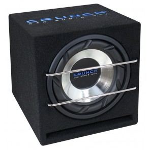 Subwoofer with enclosure Crunch CRB 250-1