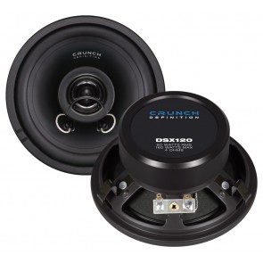 Speakers Crunch DSX120 (12 cm)