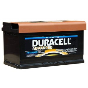 Akumulator Duracell ADVANCED DA 100