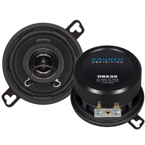 Speakers Crunch DSX32 (8,7cm)