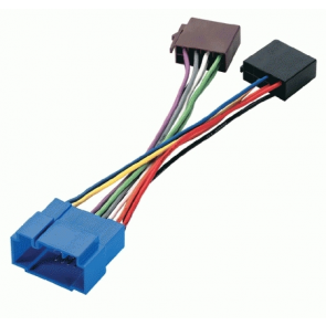 ISO conector for Nissan Pixo