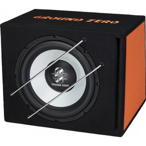 Subwoofer v ohišju Ground Zero GZIB 300BR-1