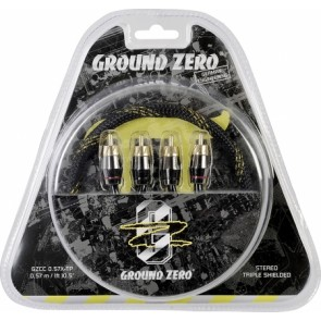 Signalni kabel Ground Zero GZCC 3.14X-TP
