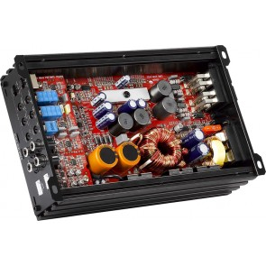 Car Amplifier Ground Zero GZHA Mini Four