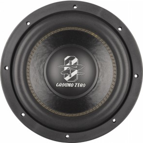 Subwoofer Ground Zero GZRW 10D2 (25 cm)