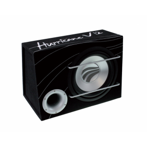 Subwoofer with enclosure Rainbow Hurricane V12 (30 cm)