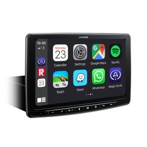 Car radio Alpine INE-F904DC