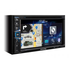 Car radio Alpine INE-W611D