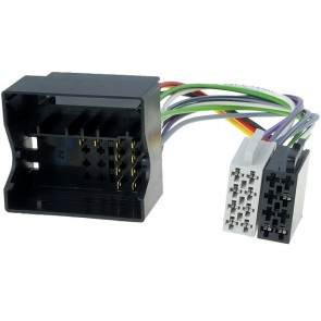 ISO conector for Citroen / Peugeot (from 2006) Quadlock
