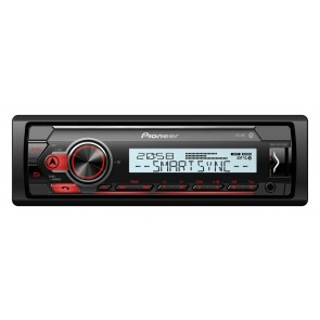 Car Radio Pioneer MVH-MS410BT Marine