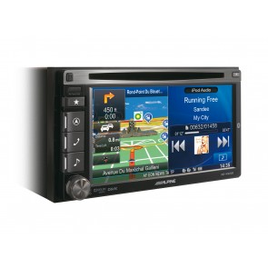 Multimedia navigation system Alpine INE-W920R