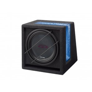 Subwoofer with enclosure Alpine SBG 1244BR (30cm)