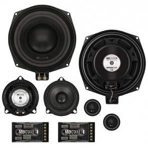 Speakers MB QUART QM200.3 BMW